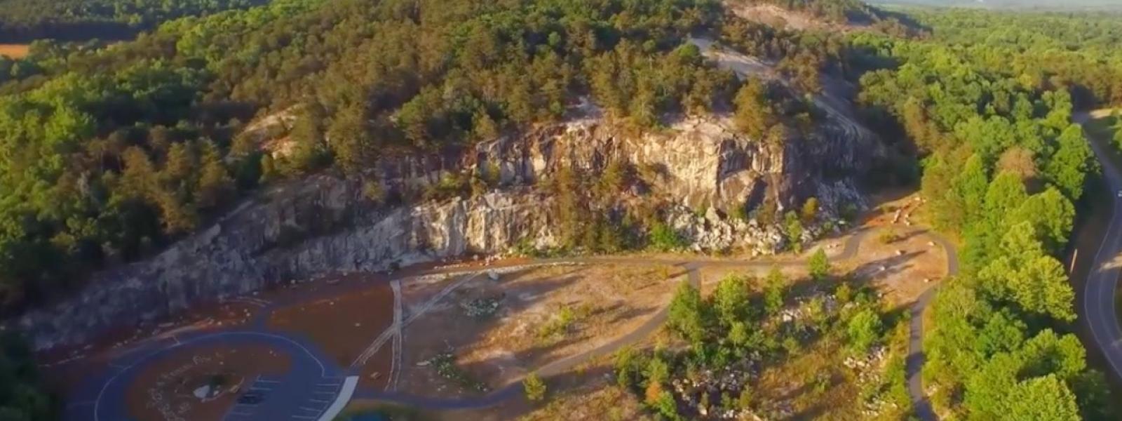 Rocky Face Mountain Recreational Area