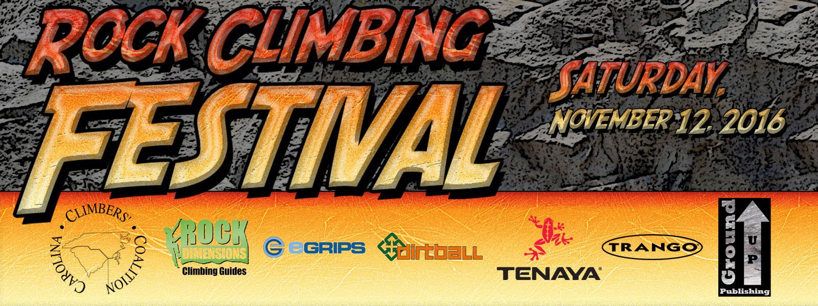 Rocky Face Rock Climbing Festival