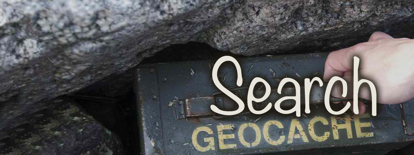 Search Geocaches